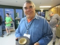 Rick Bryant made the perpetual turning won by Butch Ruggiero
