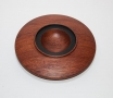 Lee_Buck_shallow_bowl_mahogany_5661