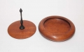 Tom_Maslany_bowl_shaped_box_mahogany_with_finial_5386