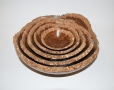 Butch_Ruggiero_cored_bowl_set_coolibah_burl__6966